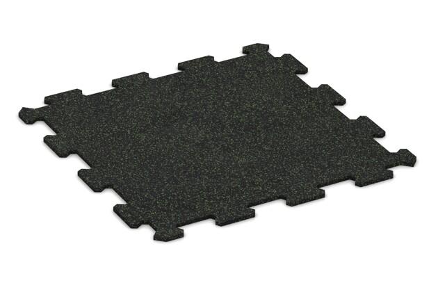 Treppenbelag von WARCO im Farbdesign Leicht Grün Gesprenkelt mit den Abmessungen 485 x 485 x 8 mm. Produktfoto von Artikel 0905 in der Aufsicht von schräg vorne.